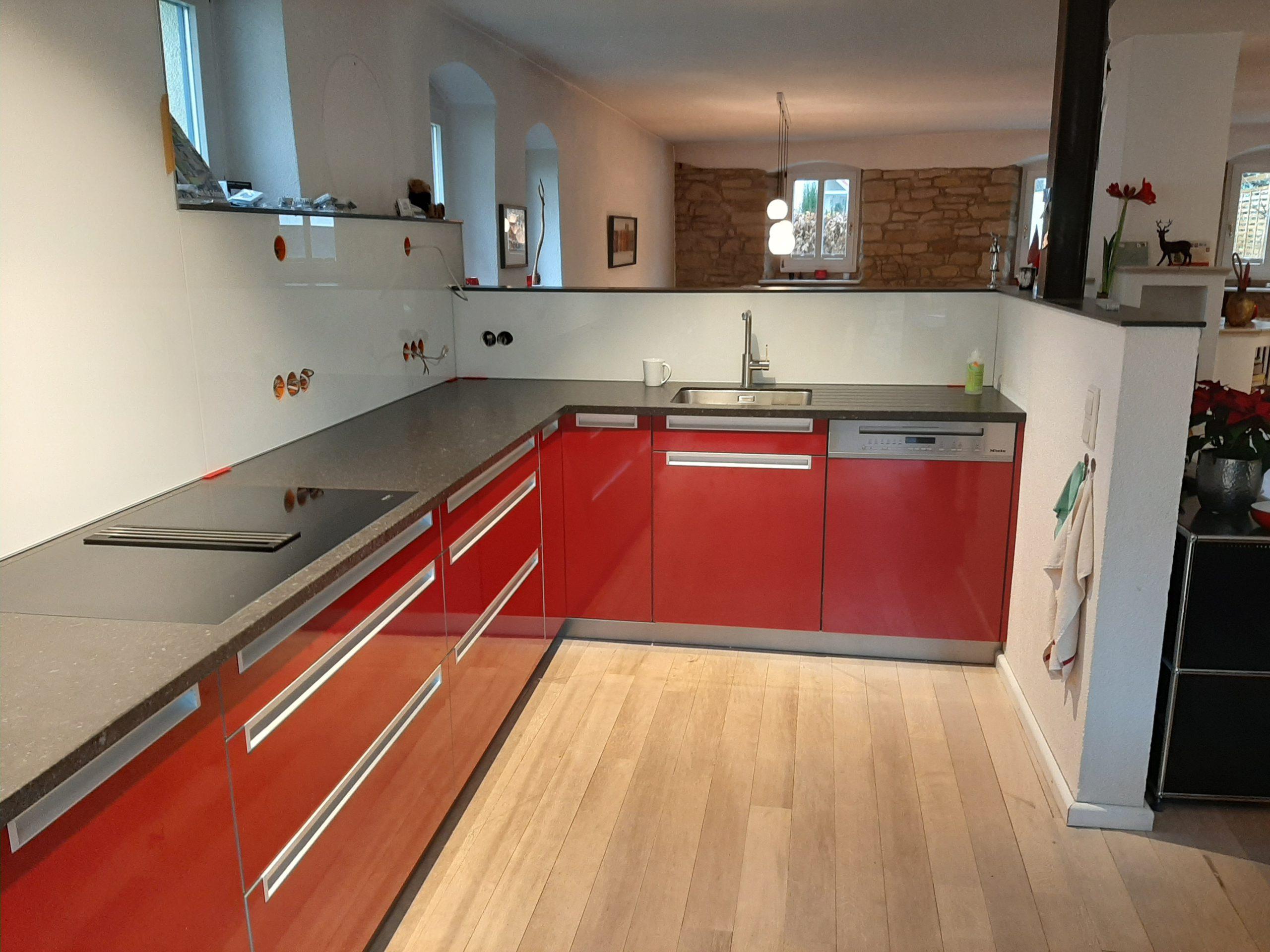 Renovieren einer alten Küche - Jens Kahl